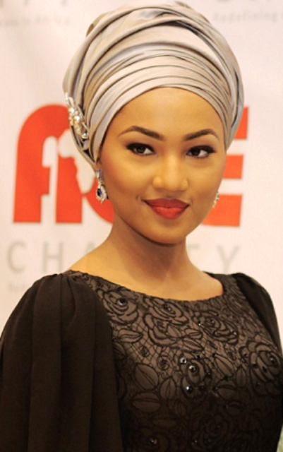 Nigerian president s daughter zmbuhari stuns in new photos
