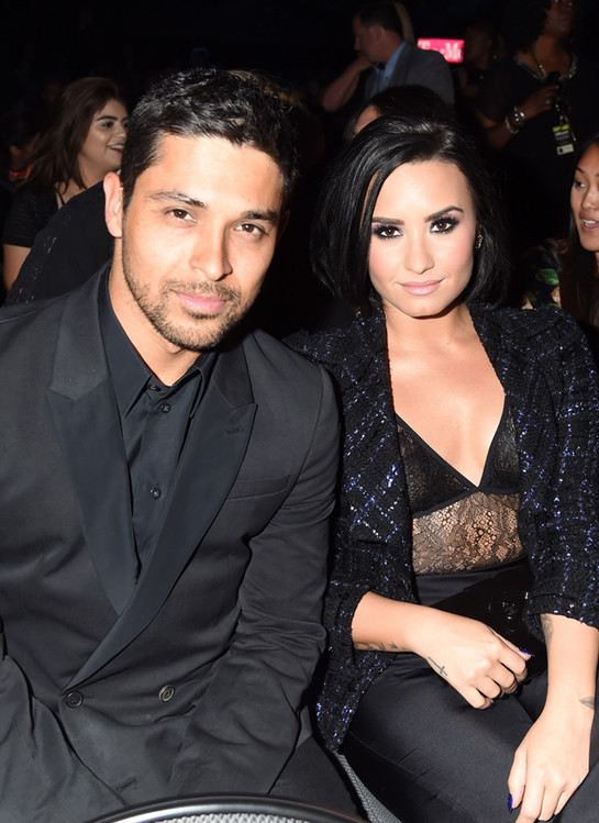 Demi lovato and wilmer valderrama 2018